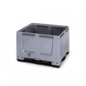 Alusekast bigbox 525L, hall 4 jalga 120x80xH79cm