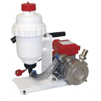 Pump Rover Novax eelfiltriga 200mik 2500l/h