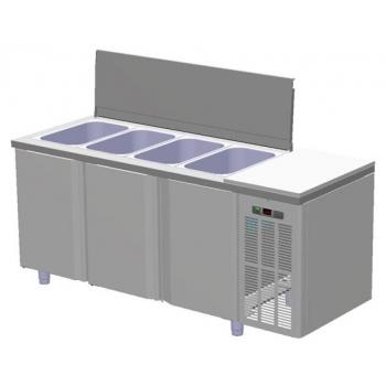 Külmkapp ja töötasapind salatitele TM3 420L