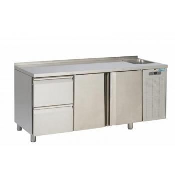 Külmkapp/külmik koos töötasapinnaga TN3 420L