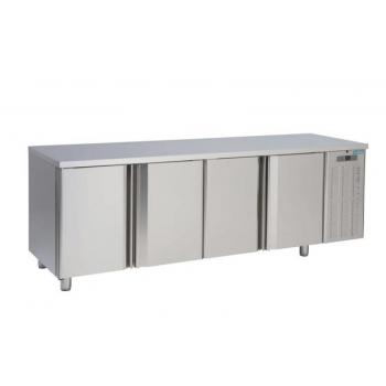 Külmkapp/külmik koos töötasapinnaga TN4 575L