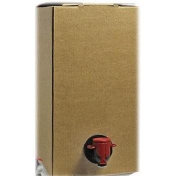 Säilituskoti karp 5l, hall