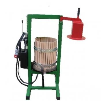 Hüdropress 30l 300kg/h, mootoriga