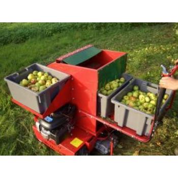 Õunakorjaja OB50, korjelaius 500mm, 1,5t/h