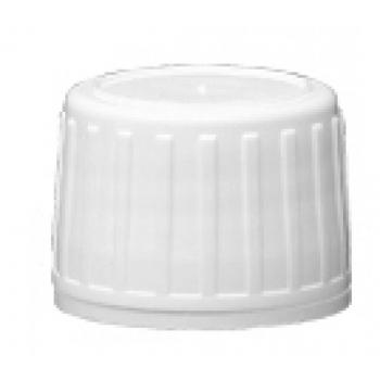 Plastpudeli kork valge GR-13
