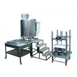 Juustu valmistamise komplekt VA 100l/10kg