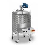 Destilaator-katel 130l 9kw