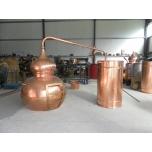 Destilaator 100L Alembrics