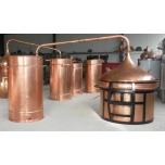 Destilaator 100L Alembrics veesärgis