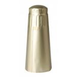 Alumiiniumkapsel kuldne Ø35x125mm 25tk