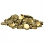 Kroonkork 29mm kuldne 1000tk 8bar