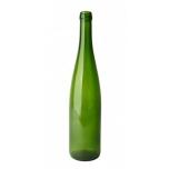 Klaaspudel 750ml Flute 440g 1160tk