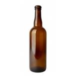 Pudel 750ml Belge 560g 1421tk suletav korgipuukorgiga