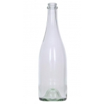 Klaaspudel 750ml Champagne 775g 29mm 1014tk, läbipaistev