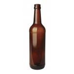 Klaaspudel 500ml Frankonia 360g 26mm 1904tk