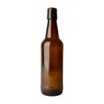 Klaaspudel 500ml 380g 2112tk flip-top