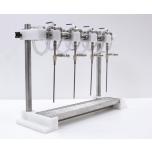 Isobaarne villija MFS 4-le pudelile 500pdl/h 5bar