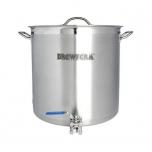 Pruulimiskatel/pott 50l Brewferm + ventiil