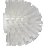 Käsipesuhari Vikan 135mm keskmine, valge