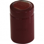 Termokahanev ehk termokapsel bordeaux Ø33x53mm 100tk