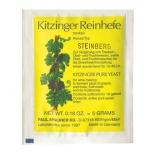 Kuivpärm Kitzinger vein/brändi/kuiv 5g/50l (Steinberg)