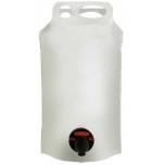 Säilituskott 1.5l püstine pouch-up, alumiinium