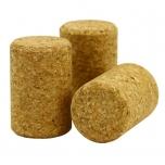 Vahuveini & siidrikork 29,5x48mm (500tk/väikepakk)