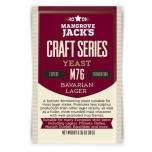 Õllepärm Mangrove Jack M76 Craft