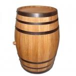 Tammevaat 225l vein/alkohol, kasutatud