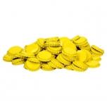 Kroonkork 26mm 1000tk, kollane