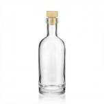 Klaaspudel 350ml Uno läbipaistev