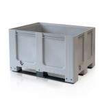 Alusekast bigbox 610L, hall 4 jalga 120x100xH76cm