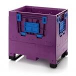 Alusekast perfobox 250L, 80x60xH79cm avatavad küljed