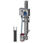 Isepuhastuv automaatne filter FMC-FB-3 10 3,8m3/h 50-3000μm