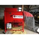 Seemnete separaator filter CZA 5-7t/h koos kotti kogumisega