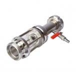 Karbonisaator vaateklaasiga DIN40