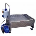 Kogumis- ja puhastusvann 130l filter,nivooandur, pump