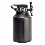 Survemahuti, mullimasin GrowlerWerks uKeg™ 1,9L, must