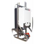 Pastörisaator 300l/h mkpag 300, gaasitoitel