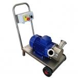 Pump Euro 40 toitainetele 9500l/h, 175-900p/min