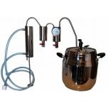 Destilaator & kiirkeetja 16L 2in1