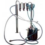 Destilaator & kiirkeetja 16L 2in1 + söefilter