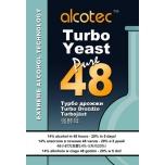 Pärm Alcotec Turbo 48 135g/25l