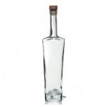 Klaaspudel 500ml Supreme läbipaistev