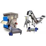 Kasutatud mahla tootmise komplekt Maurer/Enoitalia 300kg/h