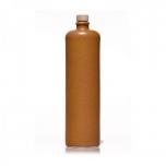 Keraamiline pudel 1000ml pruun
