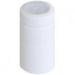 Termokahanev kapsel valge Ø31x60mm 100tk