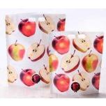 Säilituskott 3l püstine valge/õun pouch-up (temp.taluvus +80C)