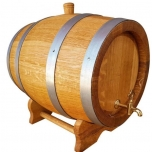Tammevaat 30l vein/alkohol, prantsuse tamm