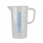 Mõõdukann 0,25l PP-plastik